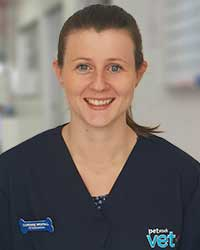 Nikki - Head Vet Nurse/Practice Manager