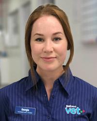Georgia Trethewey - Veterinary Nurse