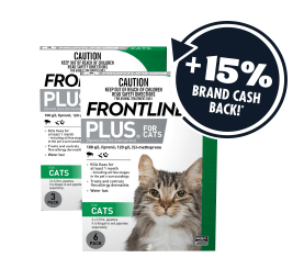 PETstock Rewards - Cat Flea Tick Worm
