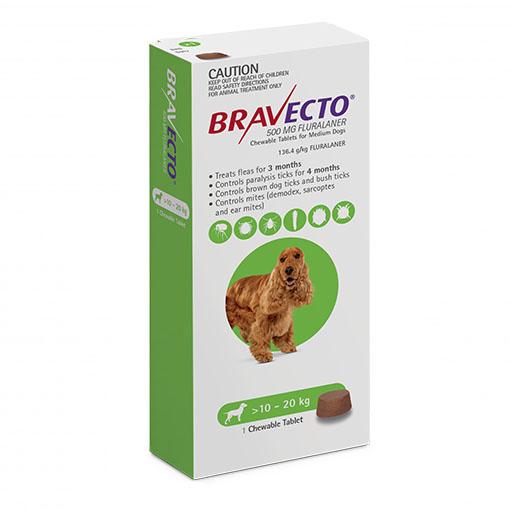 Bravecto At Petstock