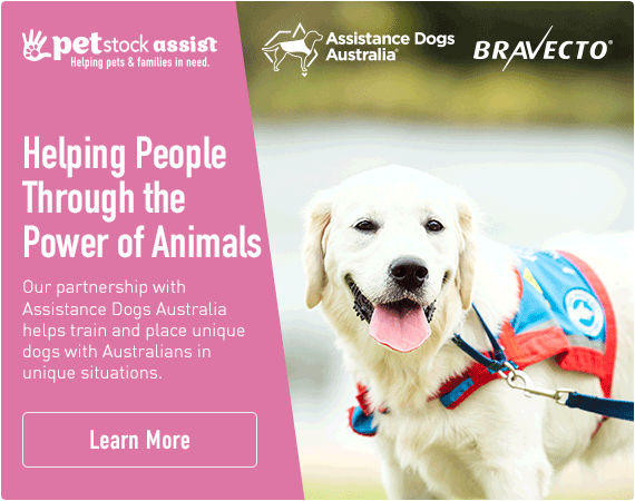 Helping People Through the Power of Pets - Learn More