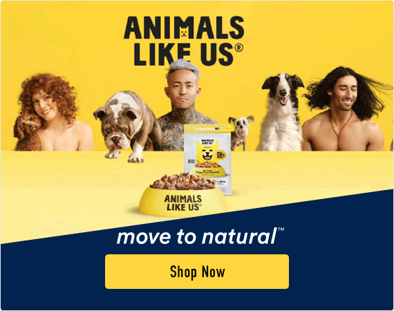 Animals Like Us - Move to Natural