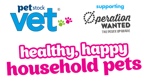 PETstock VET Supporting Operation Wanted