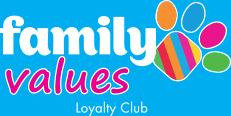 PetStock Family Values Loyalty Club