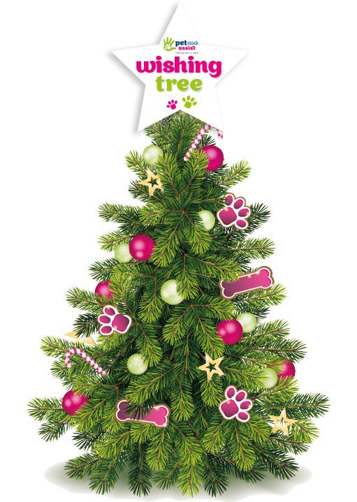 Dog Toy Donation Christmas Tree