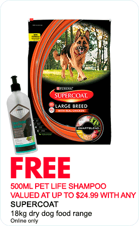 Buy 1 Get 1 50% OFF^ - Canidae super premium dog and cat food range