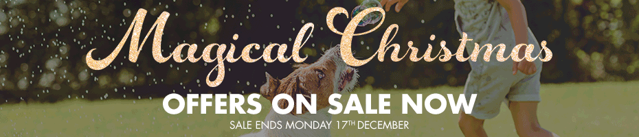 HOT OFFERS ON SALE NOW - Sale ends Monday 17th December