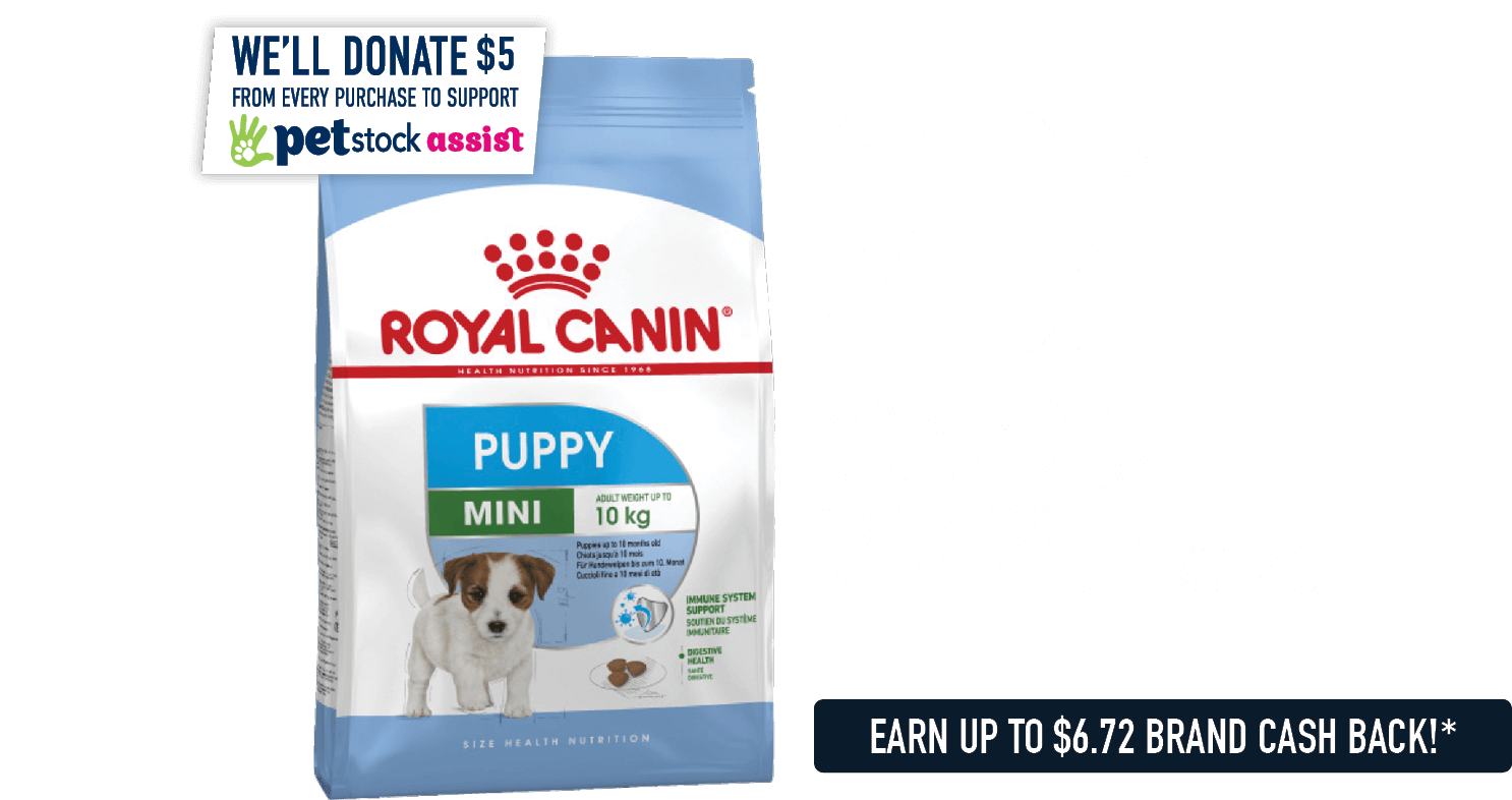 ROYAL CANIN  1.5-4kg super premium dry dog food 20%OFF