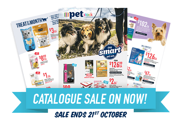 Catalogue Sale on Now! Sale Ends 21st October.