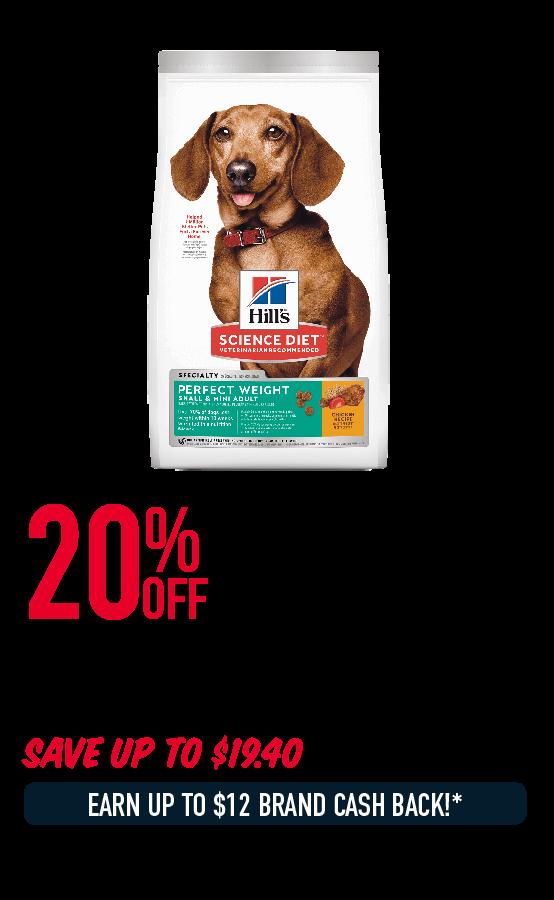 HILL'S™ SCIENCE DIET™ 5.67-7.5kg super premium dry dog food