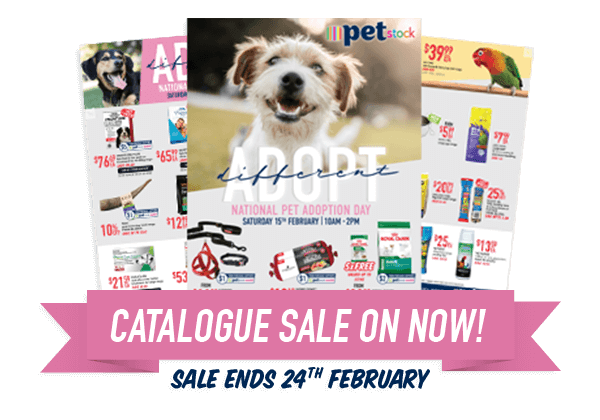 Catalogue Sale on Now! Sale Ends 27th January.
