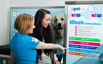 Diy wash diy self service dog washing petstock stage solutioingenieria Choice Image