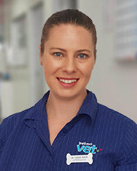 Dr Tania - Veterinarian