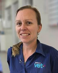 Christine Stokes - Veterinary Nurse