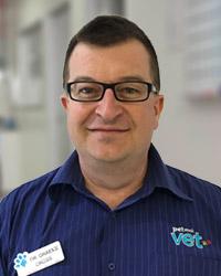 Dr Graeme Cross - Head Veterinarian