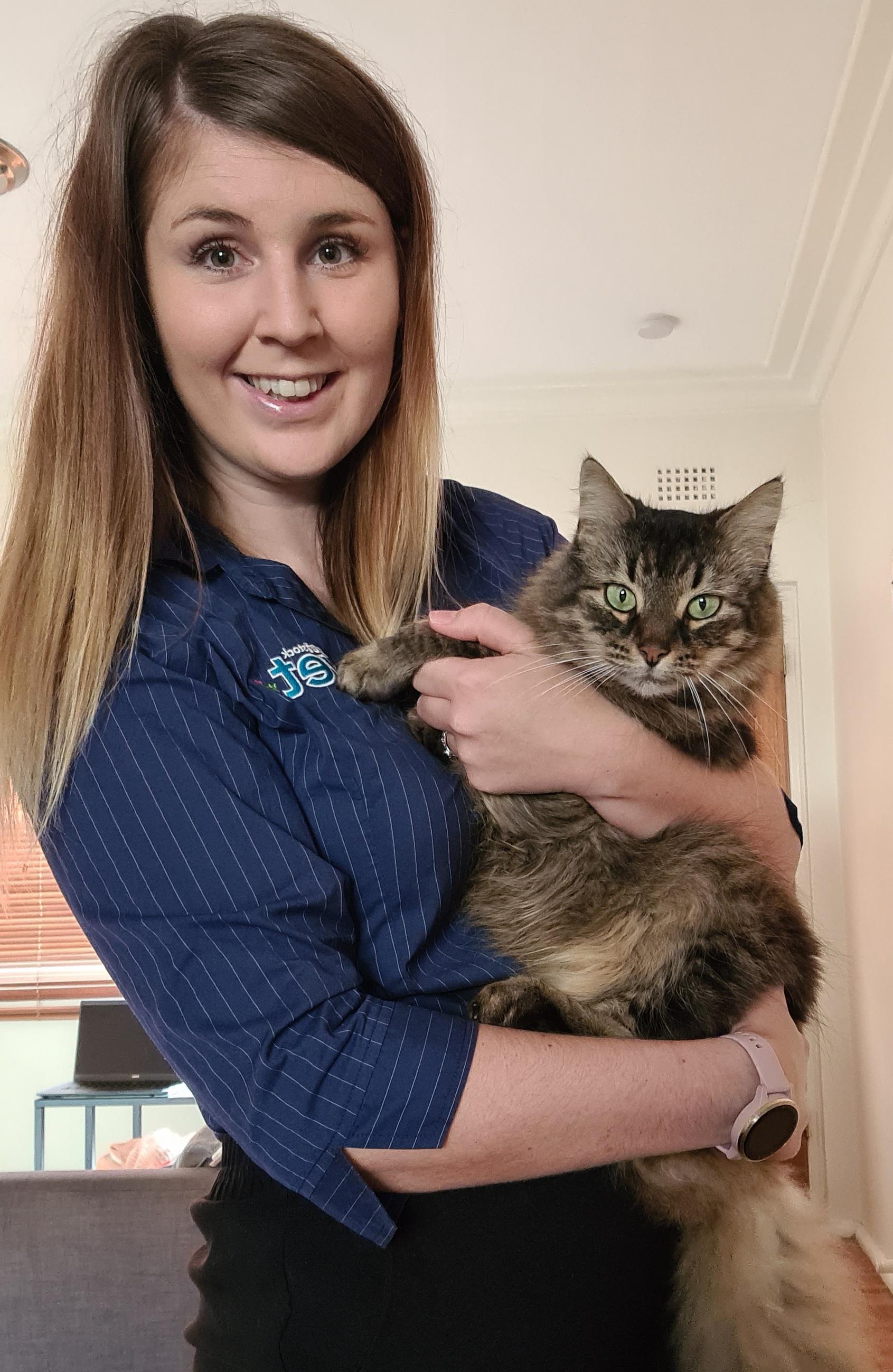 Hannah Wyatt RVN, BSc (Hons) Veterinary Nursing – Area Manager - NSW
