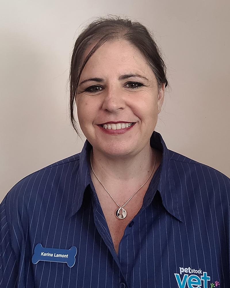Mrs Karina Lamont - Area Manager - WA