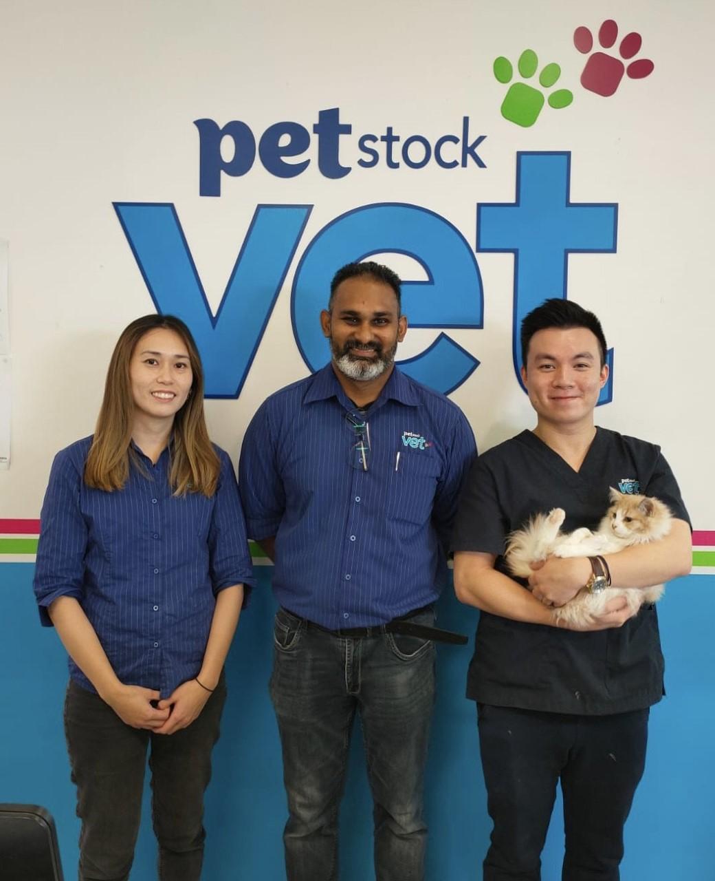Vets at PETstock Craigieburn VET
