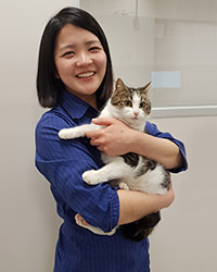 Dr Hay Chung – Veterinary Operations Manager