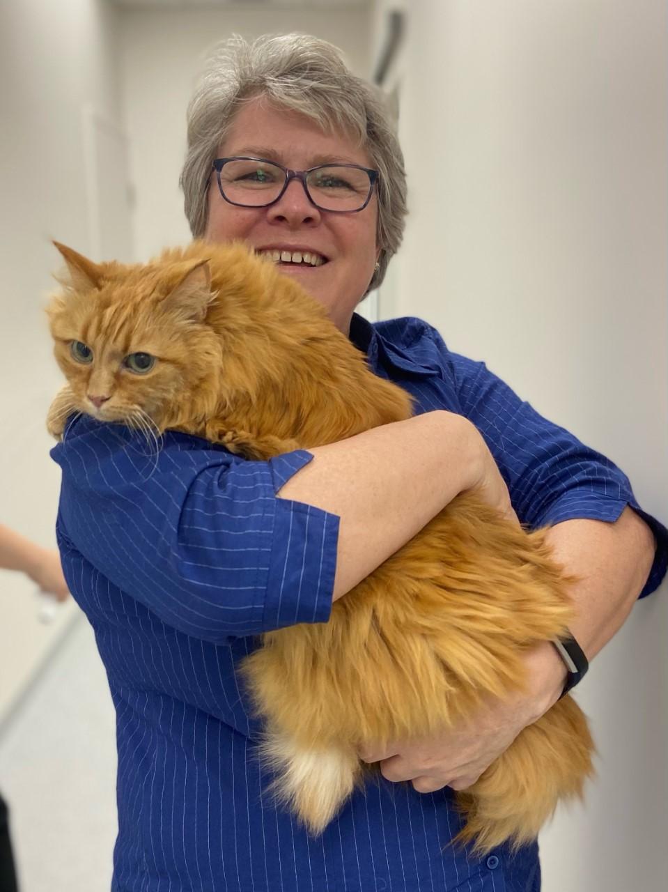 Helen- Receptionist/Veterinary Nurse