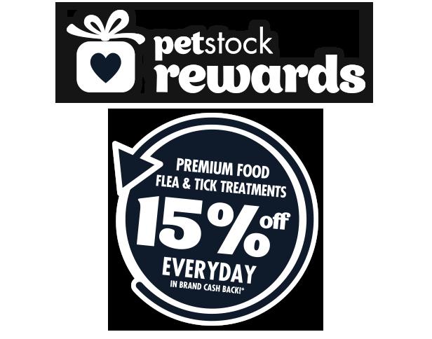 PETstock Rewards - Get your paws on better rewards, sooner