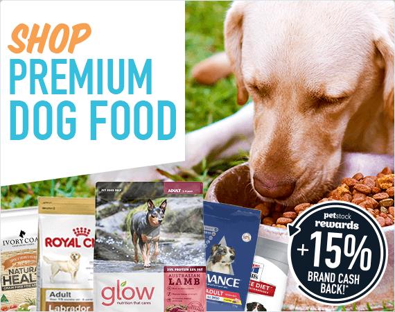 Shop Premium Dog Food!