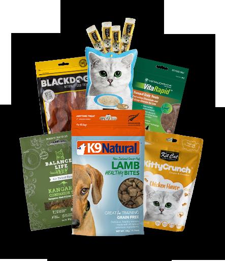 Dog & Cat Treats