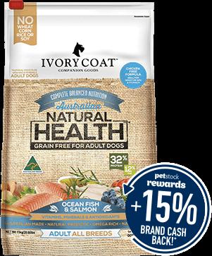 $99ea - Advance super premium dry dog food range 13-15kg. Plus 15% Brand Cash Back!* Click here to shop now!